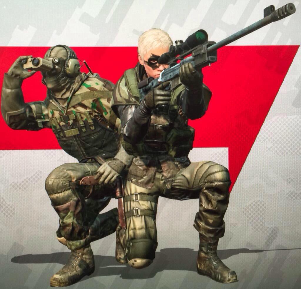 [TGS 2015] Konami muestra la jugabilidad de Metal Gear Online CPAxDx6XAAAGUnJ