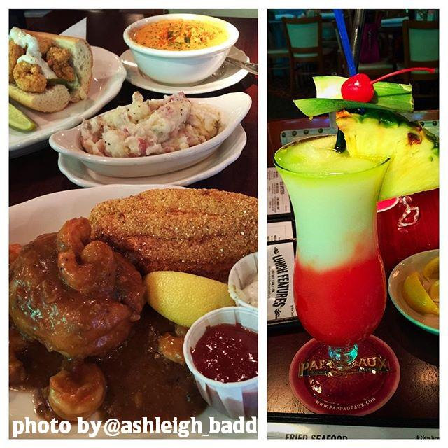 Pappadeaux On Twitter Best Lunch This Week Fried Catfish Shrimp Etouffee Pistolette A Swamp Thing Http T Co A4lgz1izp5