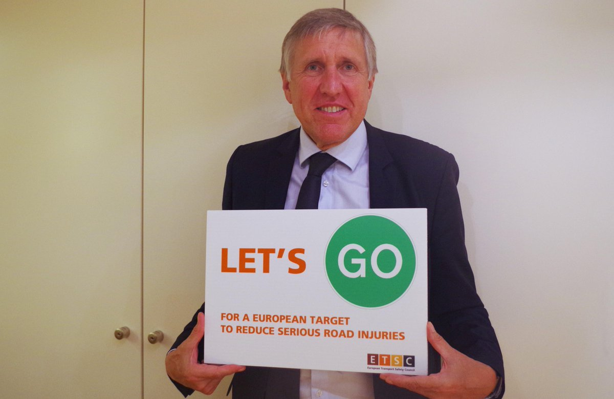 Thank you @fbausch @eu2015lu for supporting an EU serious road injury reduction target. #LetsGo #MobilityWeek http://t.co/UErJU63JHv