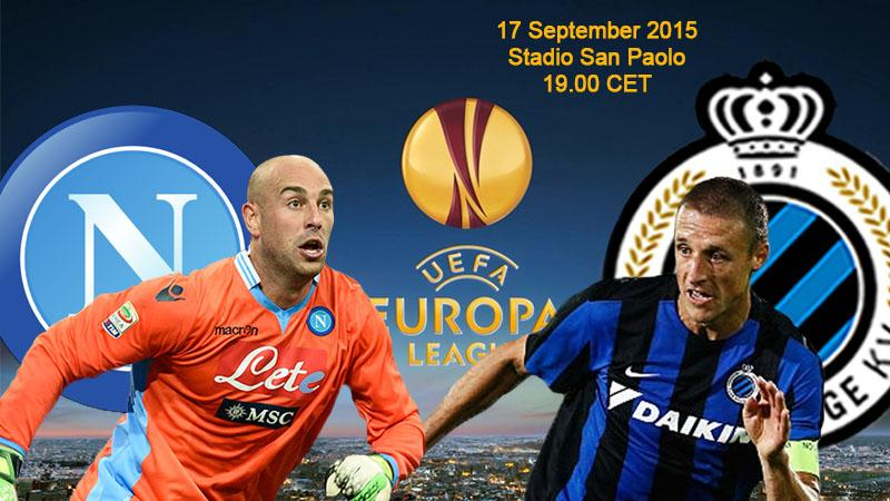 RojaDirecta: dove vedere NAPOLI-Club Brugge Streaming Gratis Diretta Video Live