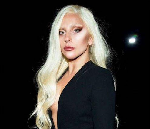 Lady Gaga e quella foto trasgressiva a New York.