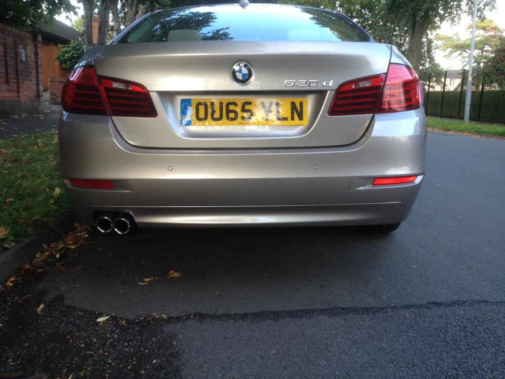 Kens On Twitter Bmw 5 Series F10 Fitted With Towtrusttowbars Towbar Wiring Tbmw6vk Detachable Ecs 13 Pin Dedicated