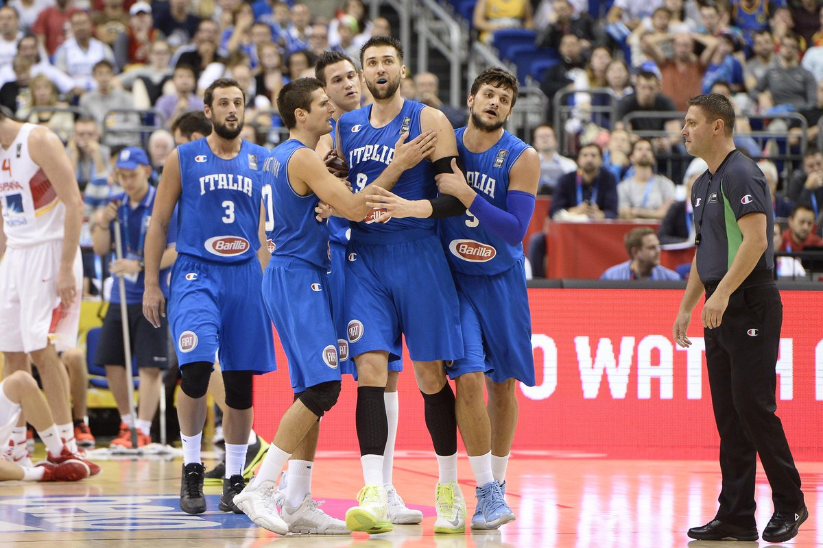 DIRETTA ITALIA-Repubblica Ceca Basket, come vedere Streaming Gratis Video Live TV (Europei Pallacanestro 2015)