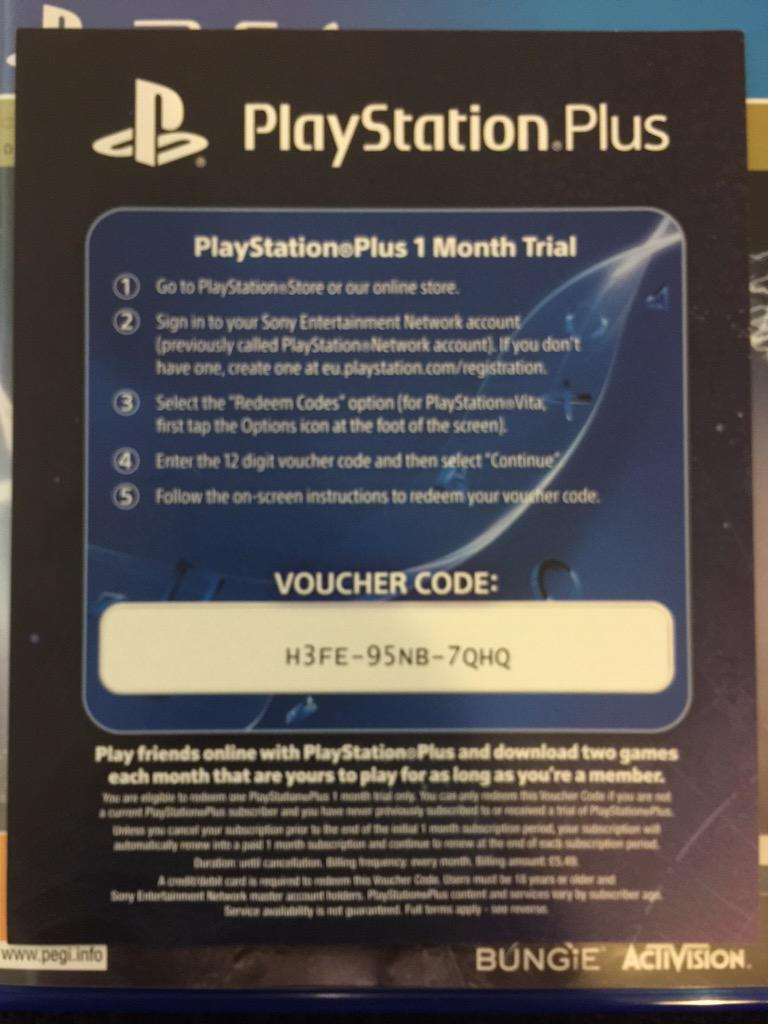 hey bro podcast on twitter anyone want a playstation plus free month code please retweet. Black Bedroom Furniture Sets. Home Design Ideas