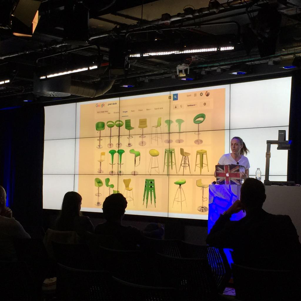 Enjoyed @escmum talk Writing Is Not Creative at #Firestarters. Loved her googling green stool (poo) example. http://t.co/FQh91MvUQO