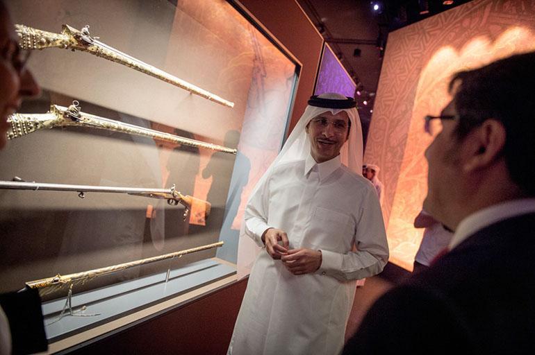 Al Mayassa Al Thani On Twitter أود ان أشكر سعادة الشيخ حسن بن محمد بن علي ال ثاني نائب رئيس مجلس امناء متاحف قطر لإفتتاحه لمعرض الصيد في Miaqatar Http T Co Kmadblbalk
