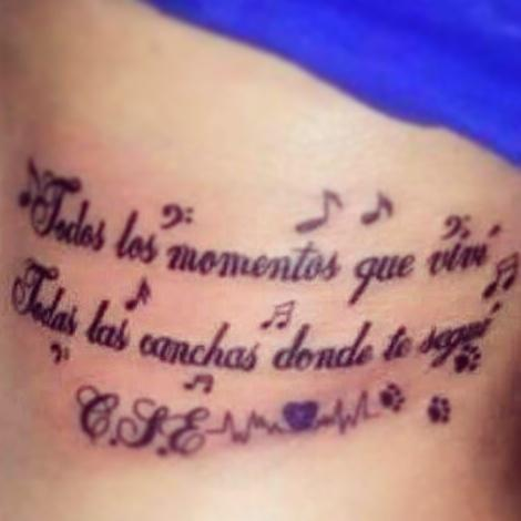 Tatuado En La Piel At Csetattoo Twitter