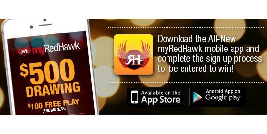 Red Hawk Casino 100 Free Play