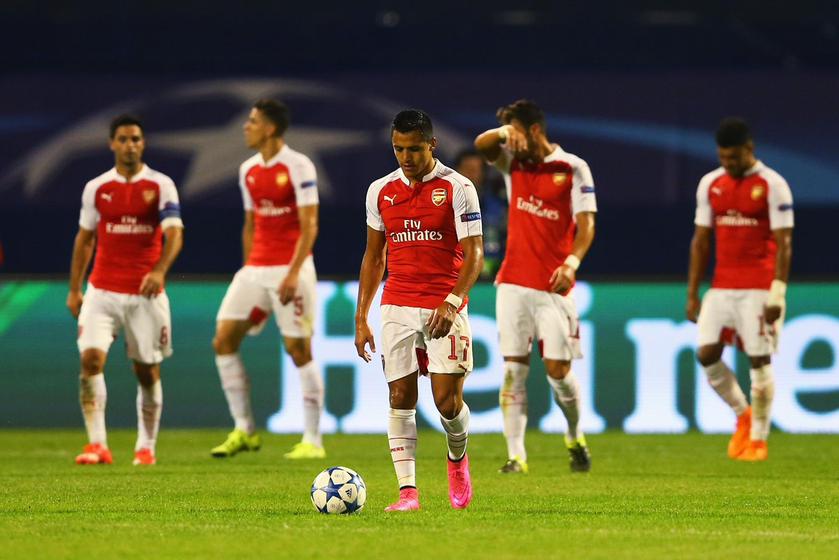 Video: Dinamo Zagreb vs Arsenal