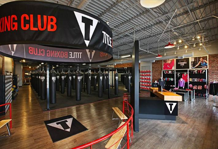 Look! TITLE Boxing Club was just named #6 on the list of Fastest-Growing Fitness Franchises  http://t.co/uGPAup6QJF http://t.co/8uLfGRelsN
