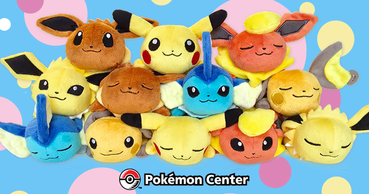 Kuttari Cuties are coming to the #PokemonCenter, US Trainers! http://bit.ly/1YdaDNV