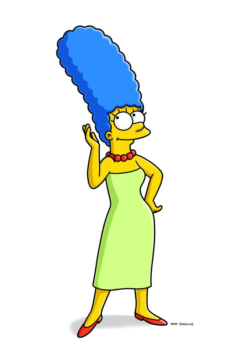 the simpsons on twitter quotwe choose marge for our wcw