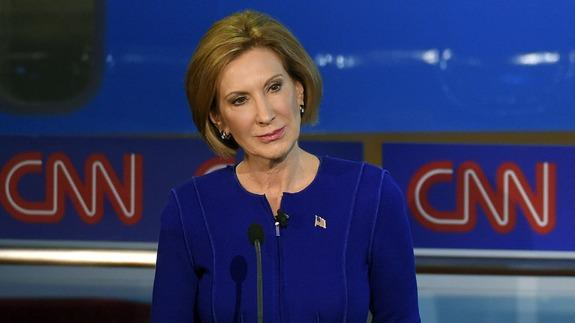 Carly Fiorina made a perfect pick for a woman to put on the $10 bill http://t.co/GRBoCMGr9j http://t.co/dlO98fawTO