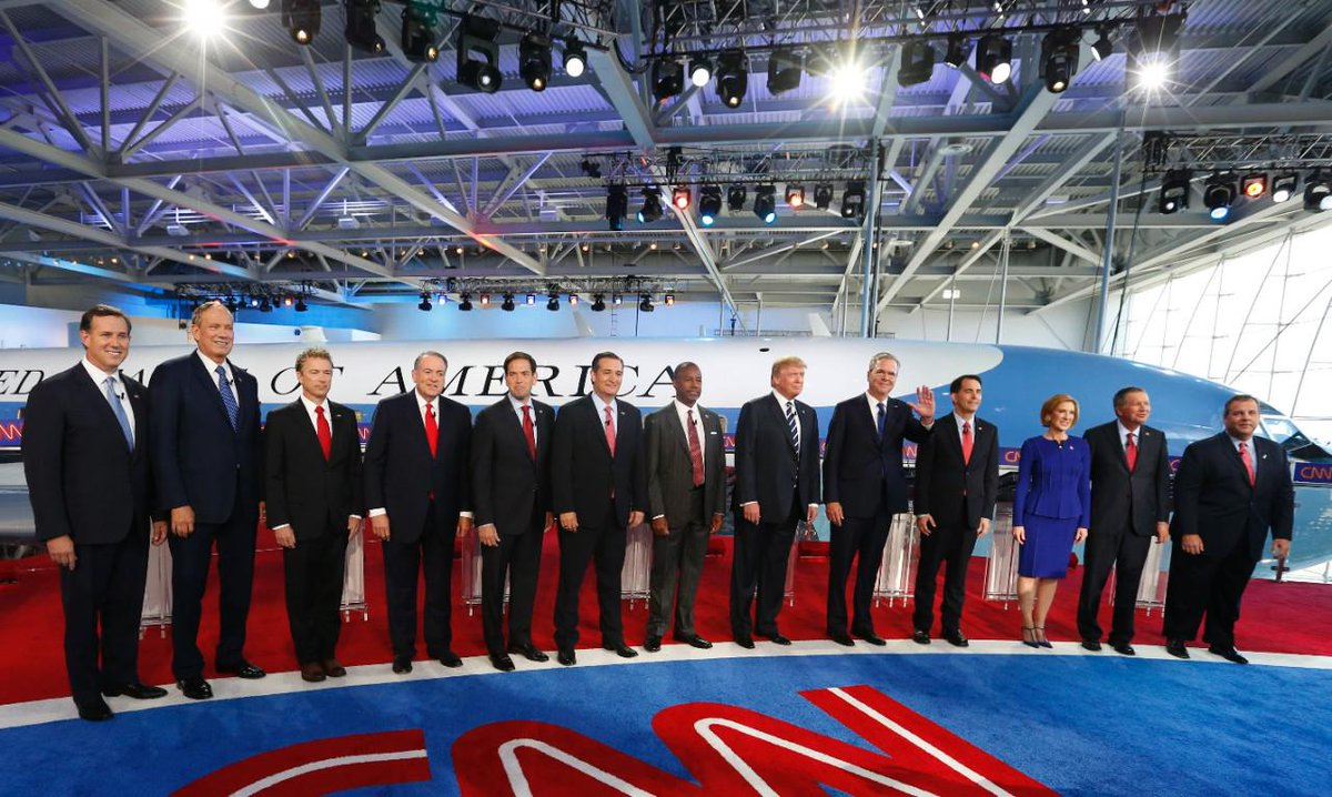 Greedy CNN extended GOP debate on hour to pocket ad money
