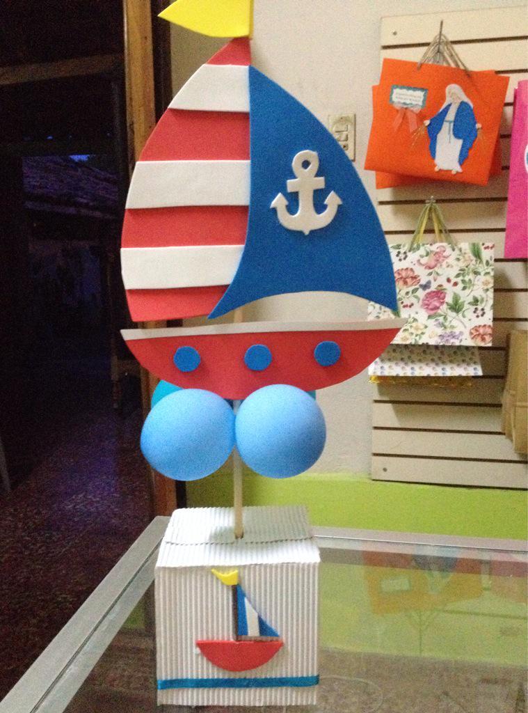 Cherish store on twitter decoracion babyshower estilo - Decoracion estilo marinero ...