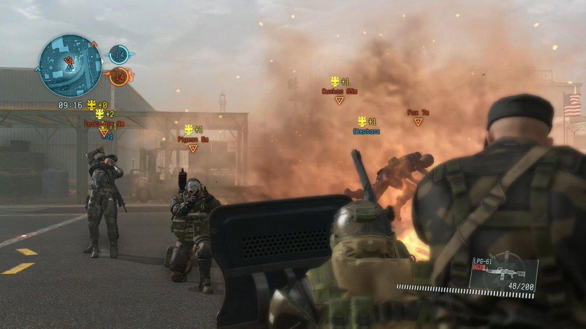 [TGS 2015] Konami muestra la jugabilidad de Metal Gear Online CPEkifRWUAAlRGL