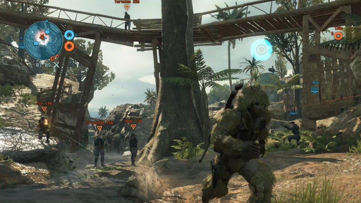 [TGS 2015] Konami muestra la jugabilidad de Metal Gear Online CPElkkEWsAE69dG