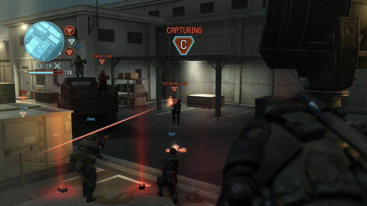 [TGS 2015] Konami muestra la jugabilidad de Metal Gear Online CPEmGEyW8AANiyh