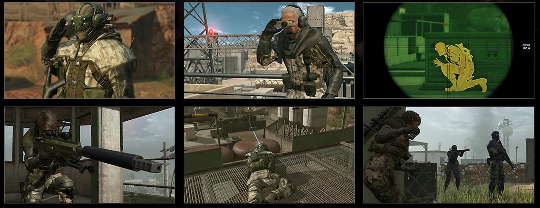 [TGS 2015] Konami muestra la jugabilidad de Metal Gear Online CPEmy9eWEAQIWEH