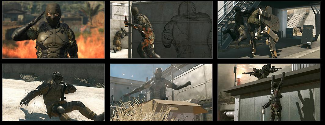 [TGS 2015] Konami muestra la jugabilidad de Metal Gear Online CPEnZEXWwAAWjeD