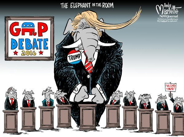 Thumbnail for #hsgovchat (09/16/15): Livetweeting a GOP Debate