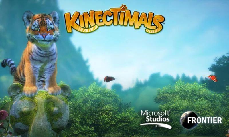 Kinectimals на андроид