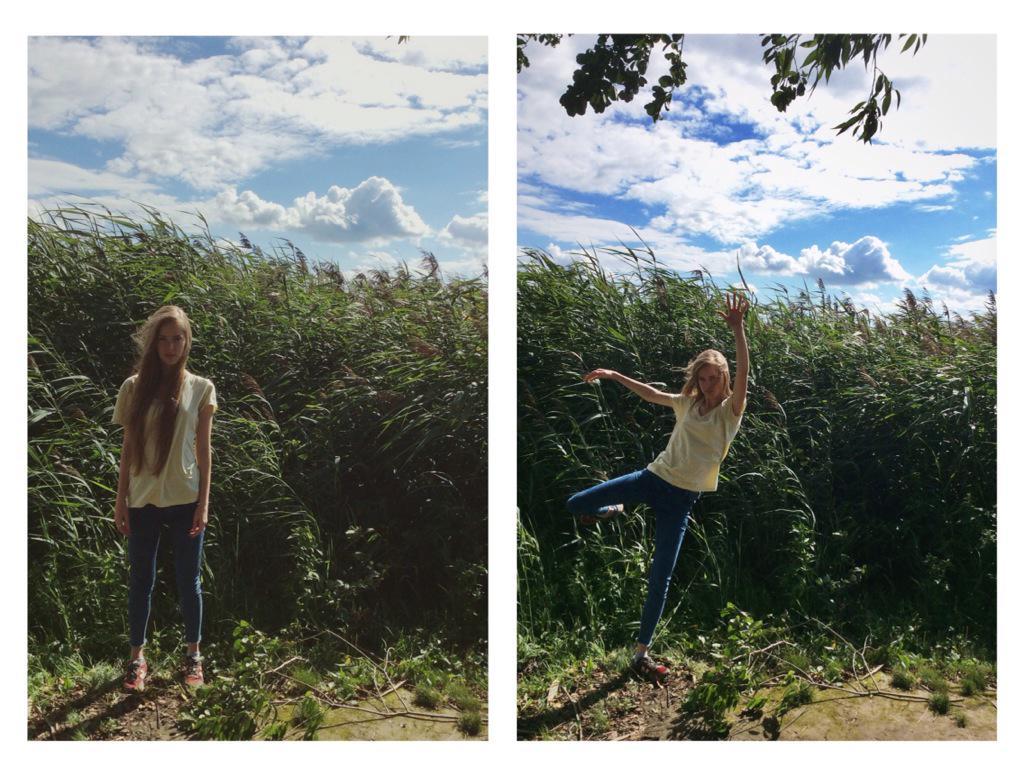 Как фотографироваться с фильтром