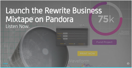 See how @CAinc is extending their Pandora campaign to social media, with #RemixTheMixtape: http://t.co/wtMMW60Hyo