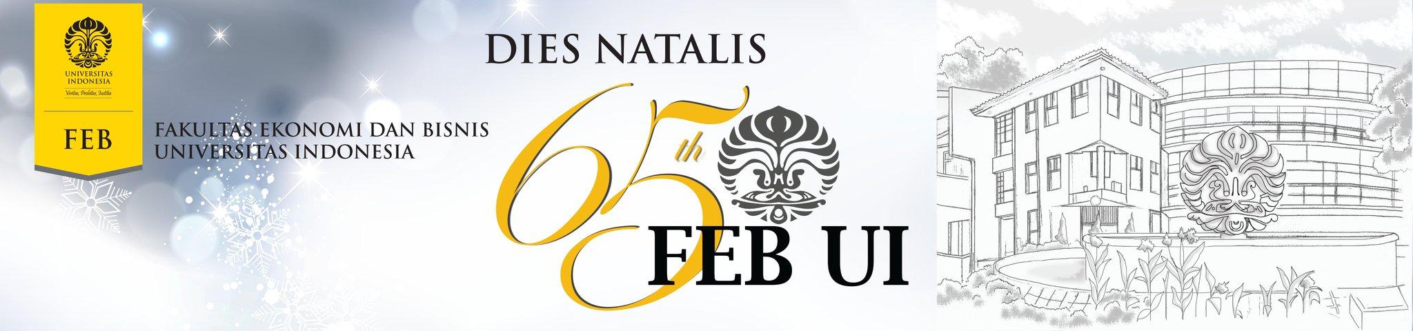 Dies Natalis 65 FEB UI
