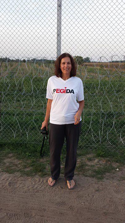 "PEGIDA OFFICIAL on Twitter: ""#pegida Tatjana Festerling ...  PEGIDA OFFICIAL..."