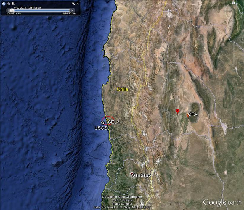 #ChileEarthquake detected by nearly 100 of the 150+ IMS seismic stations; data provided to #tsunami warning centres http://t.co/3bF4qsXF0y