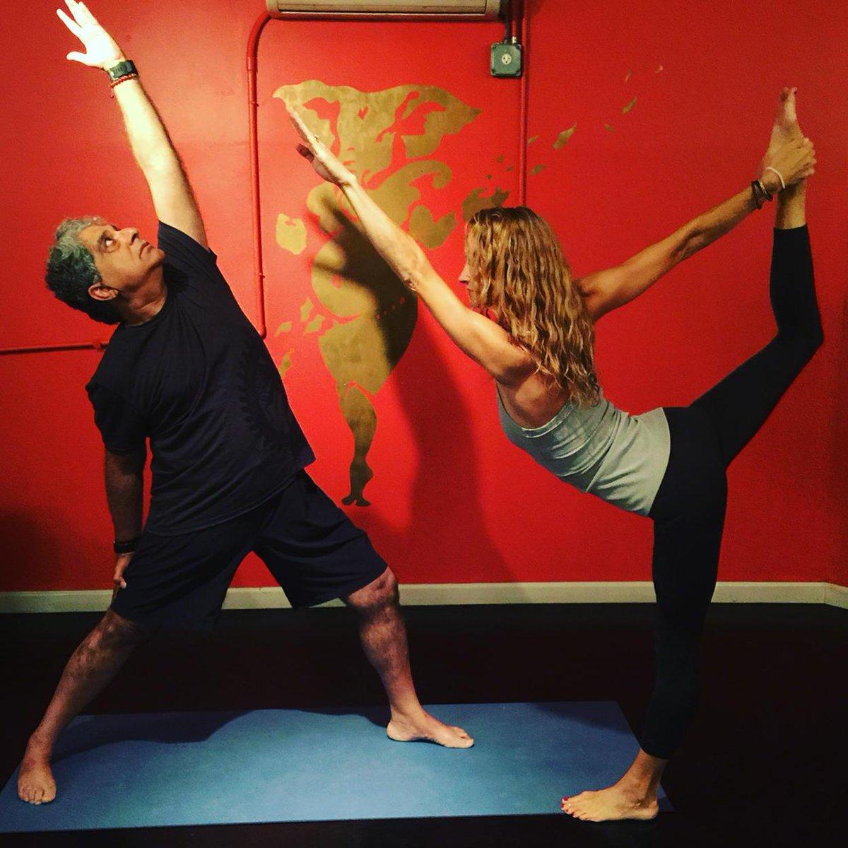 "Deepak Chopra on Twitter: ""Yoga rewires the brain and activates ..."