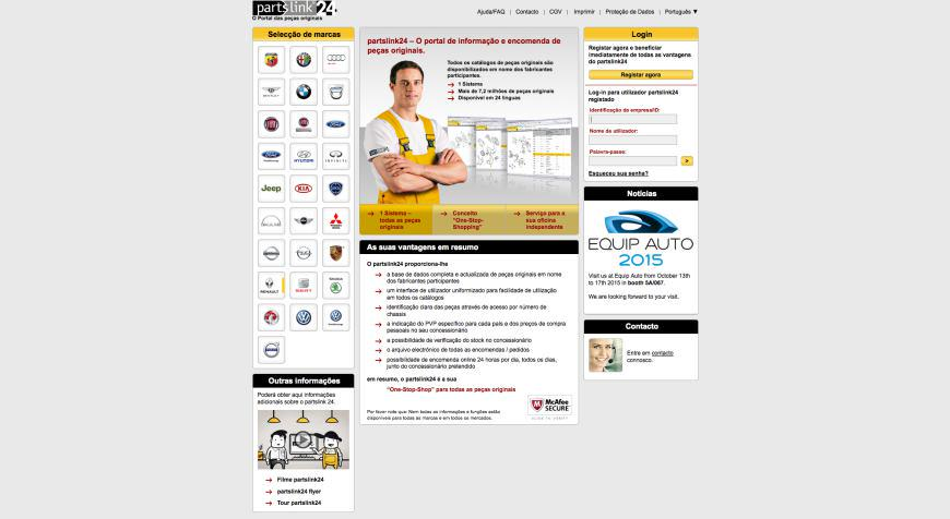 Partslink24 australia