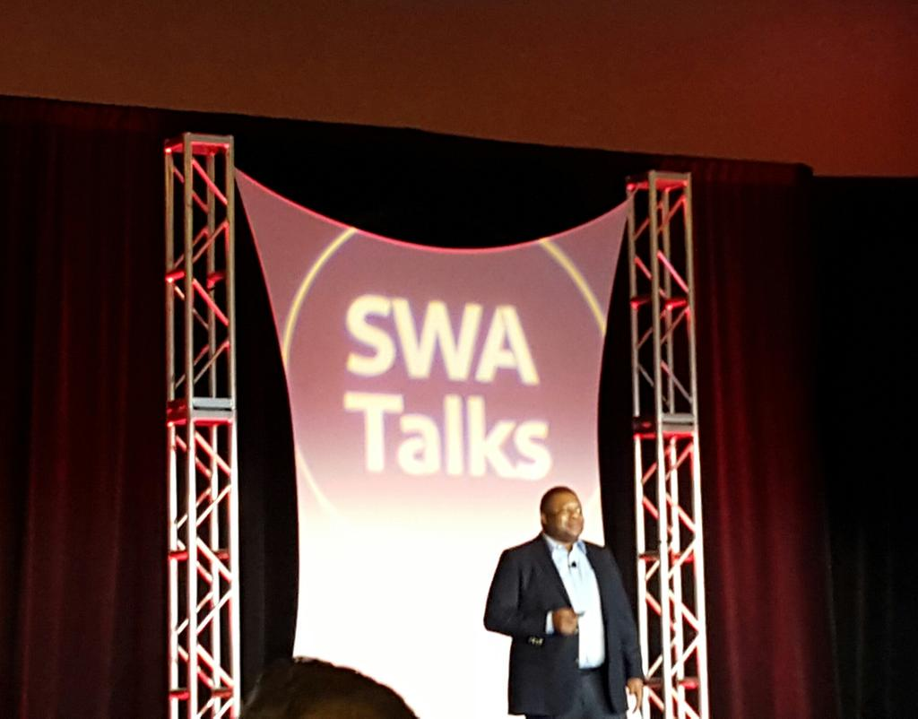 swa leadership Assessing corporate culture: southwest airlines  swa retains its leadership in customer satisfaction, continues to be ranked the number one low-cost airline,.