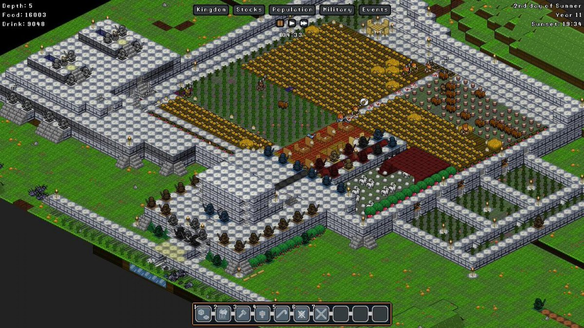 [Game] Gnomoria — новая игра в жанре песочницы