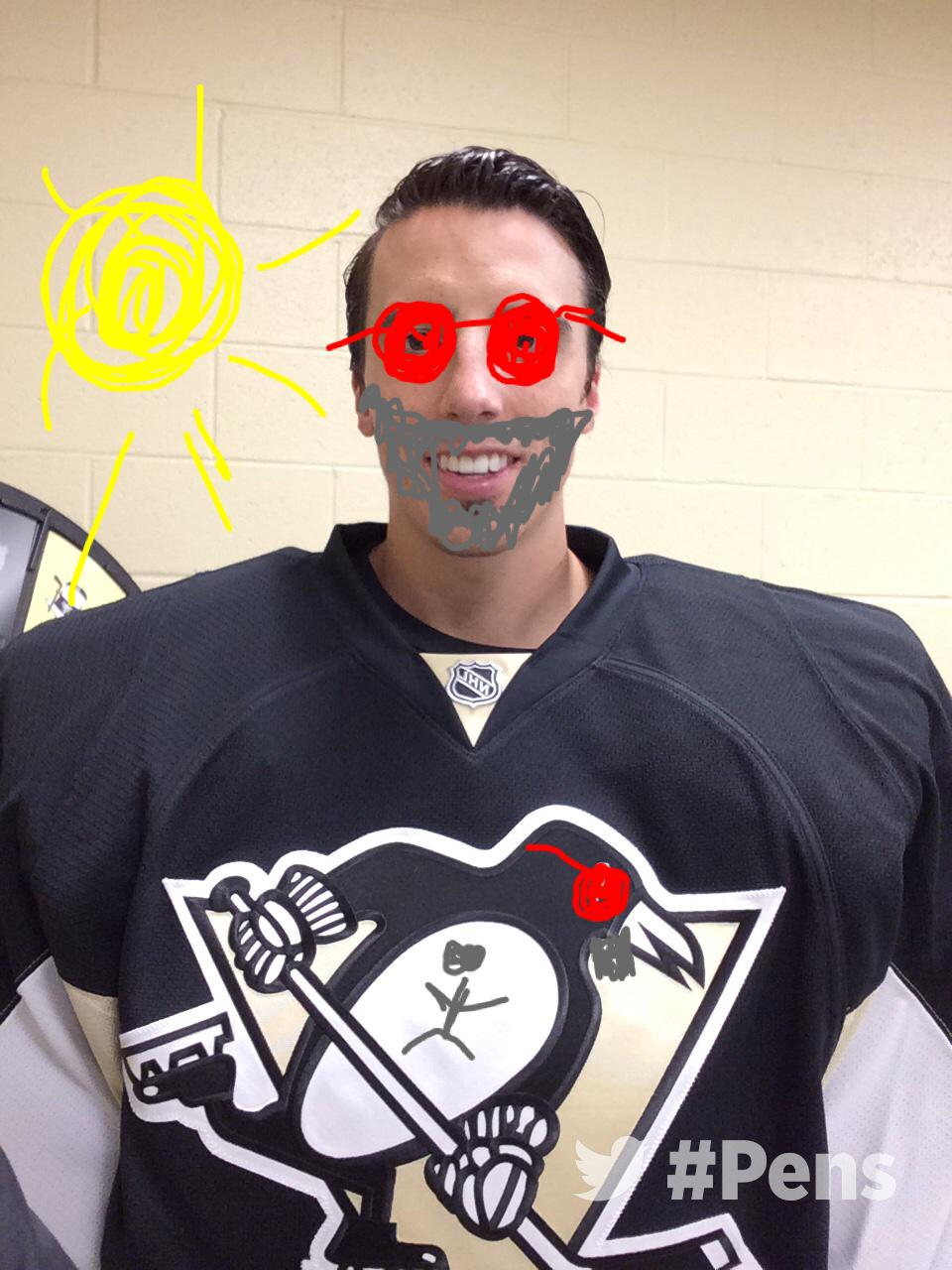 "Pittsburgh Penguins on Twitter: ""Marc-Andre Fleury is all ..."