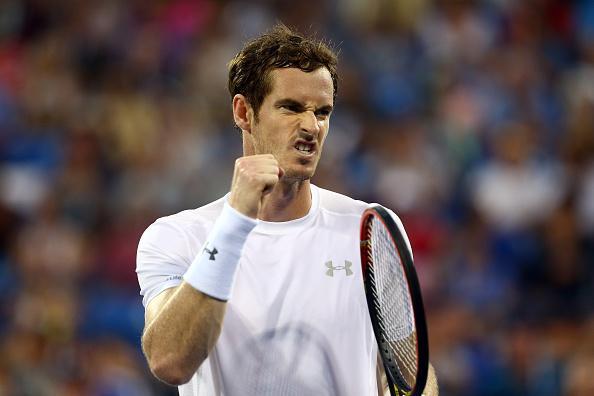 Andy Murray每開出一個「Ace」球,便會捐出五十英鎊