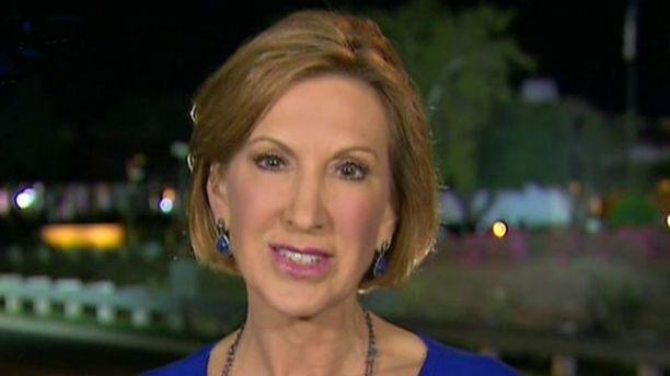 Carly Fiorina ripping of Planned Parenthood ignored by media