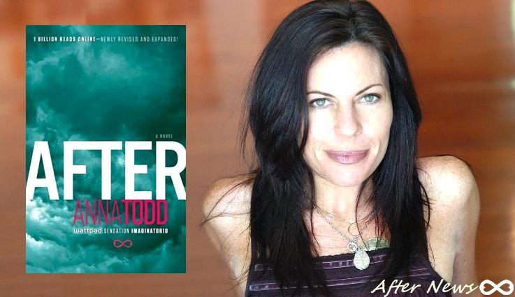 YES! My bestfriend @SusanMcMartin is the writer for AFTER movie by Anna Todd! @imaginator1dx http://t.co/rfxEuEKY69 http://t.co/iWuow7R4ol