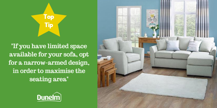 Dunelm On Twitter Top Tip Planning On A New Sofa Consider Our