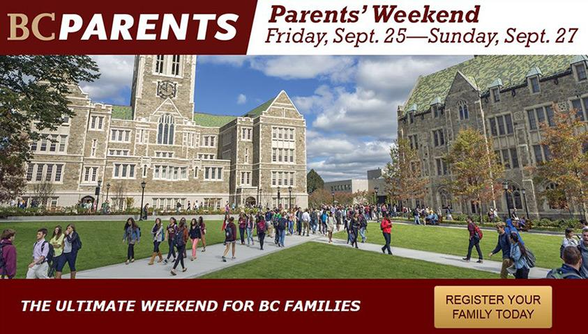 Thumbnail for BC Parents' Weekend and BC Pops 2015