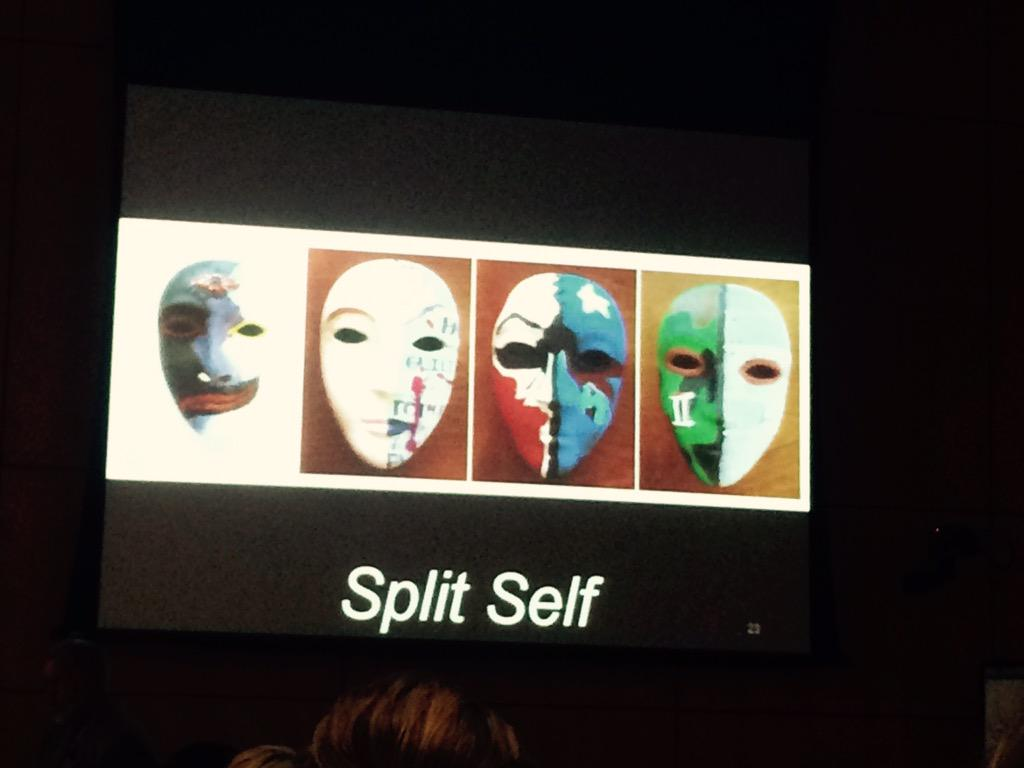 Art therapy allows soldiers to integrate memories and emotions to begin healing -Melissa Walker #DASER http://t.co/icyTu8dVtN