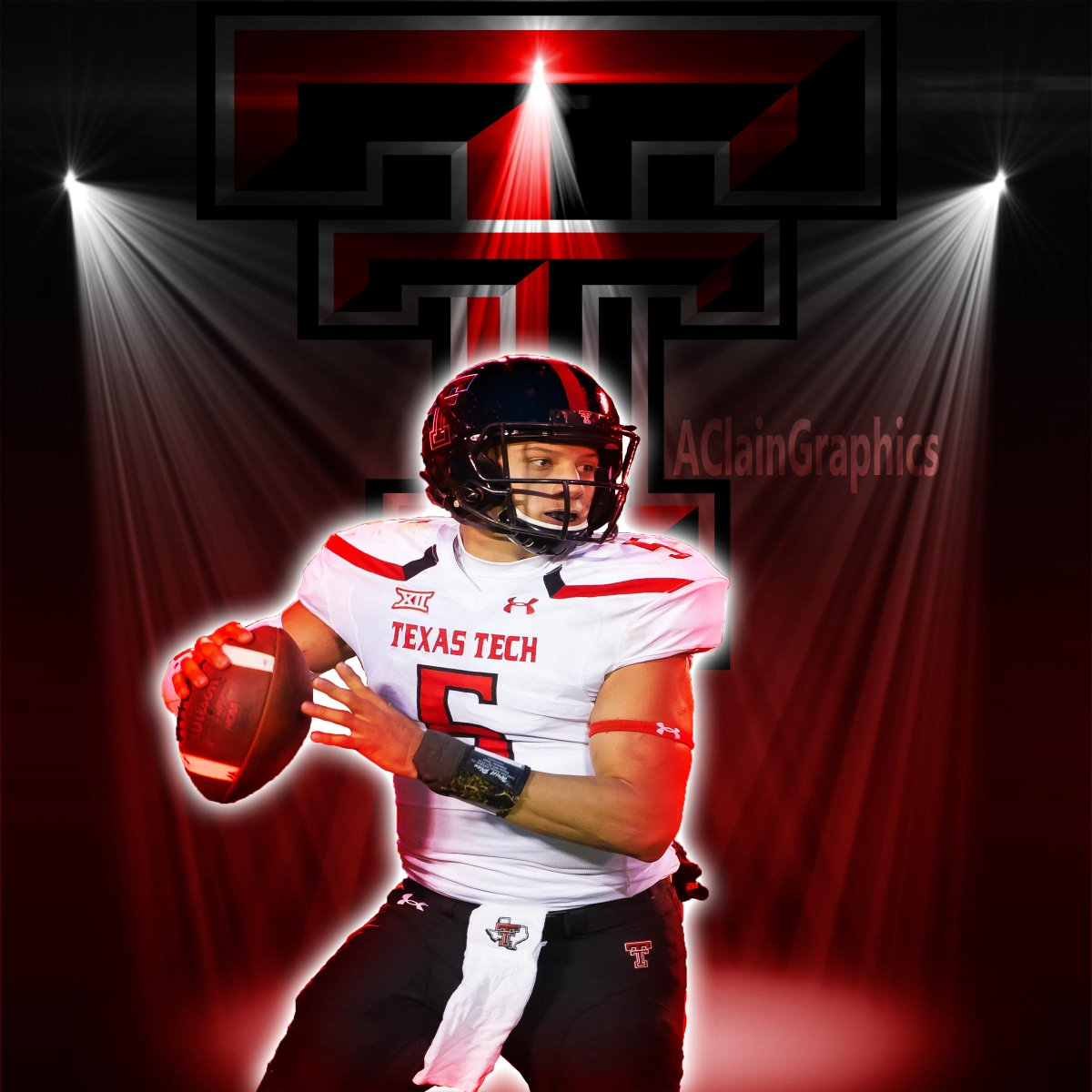 Austin Mcclain On Twitter Patrickmahomes5 Edit For Ttu Qb