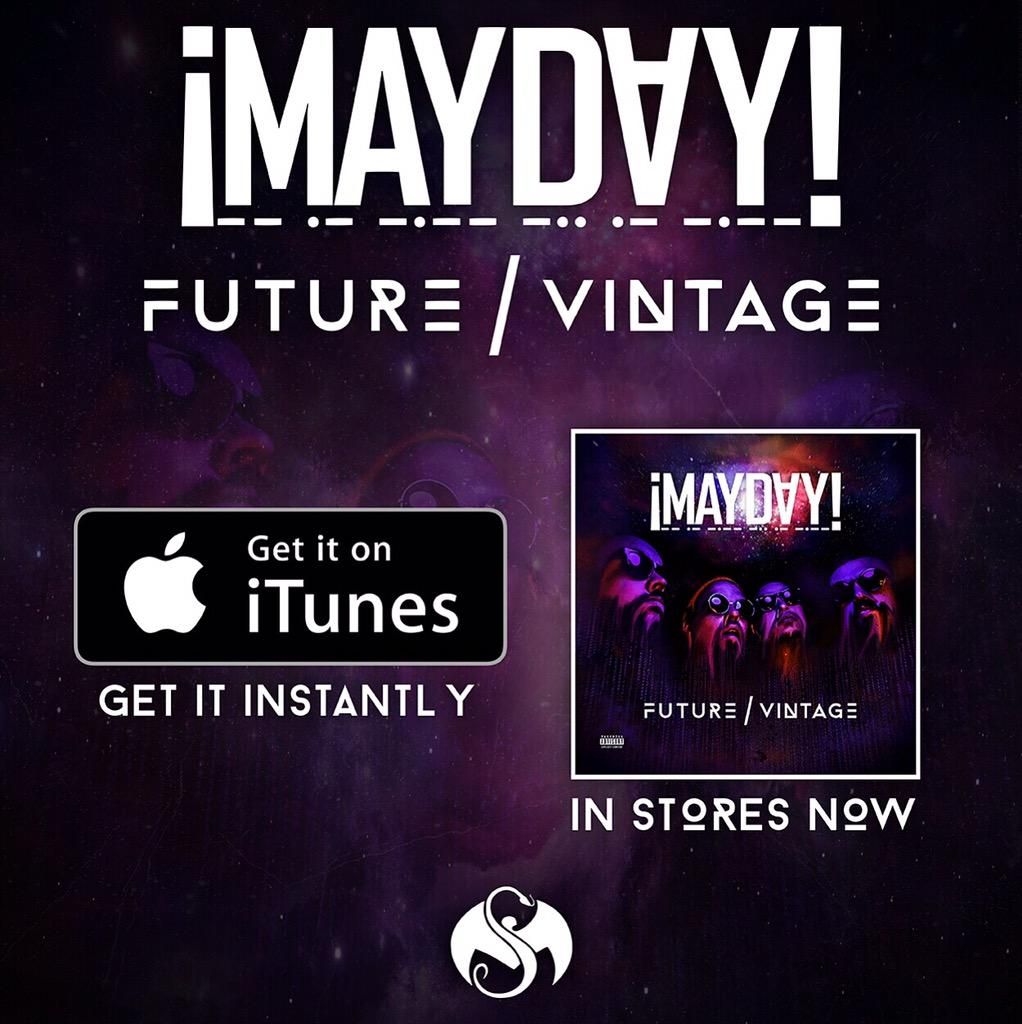 It's time people. Let's go to #1 together and get #FutureVintage trending! http://t.co/WFJ5Z21g34