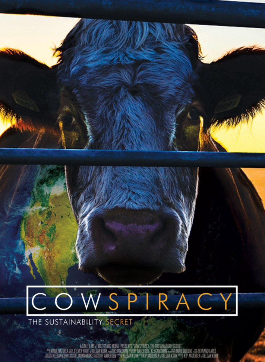 This film is going to shake up the #environmental movement. It's a #MustSee & it's just now on @Netflix @Cowspiracy http://t.co/snqyL2h91O
