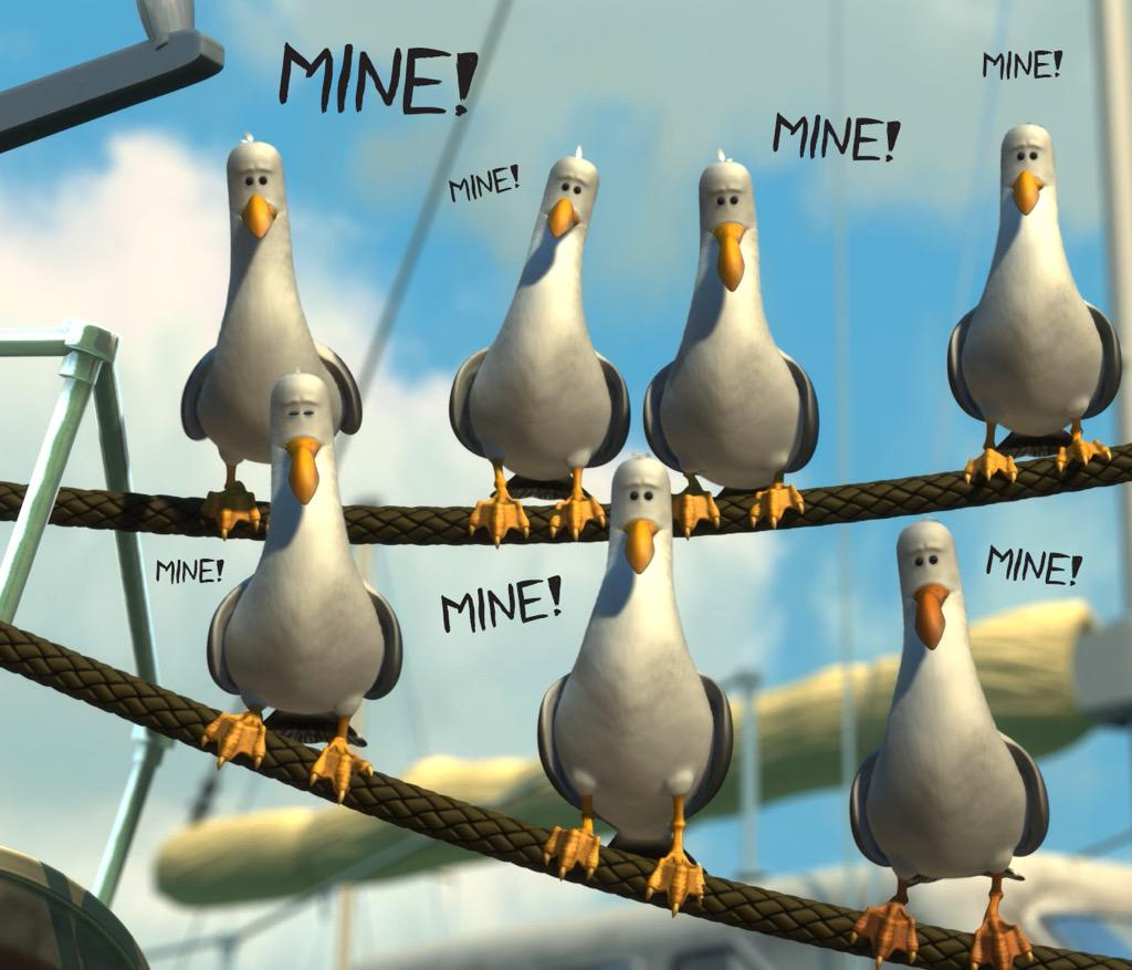 megan on twitter when paige compares you to the seagull from