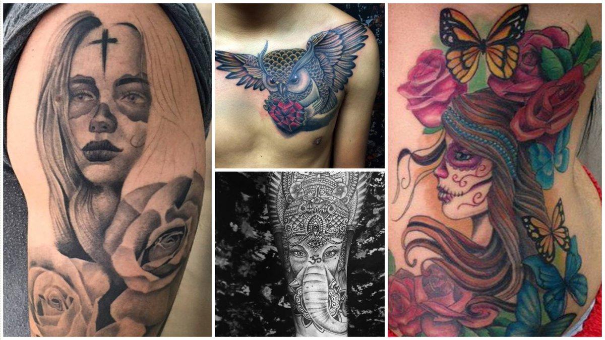 Los Mejores Tatuadores Del Df