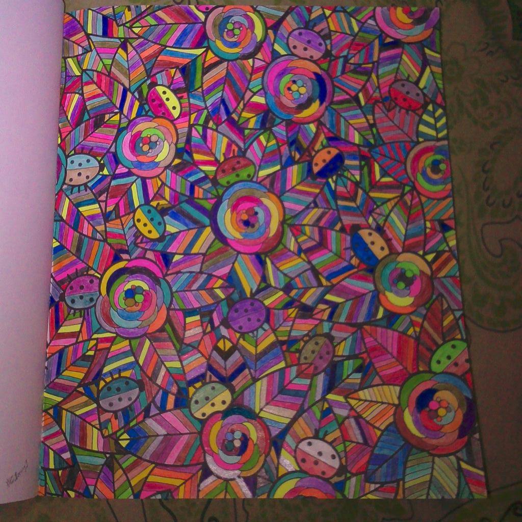 Nisfi On Twitter My First Coloringfrom Own World Coloring Book For Adults Renebooks Tabrak Warna Tco UGqd5AsFFD