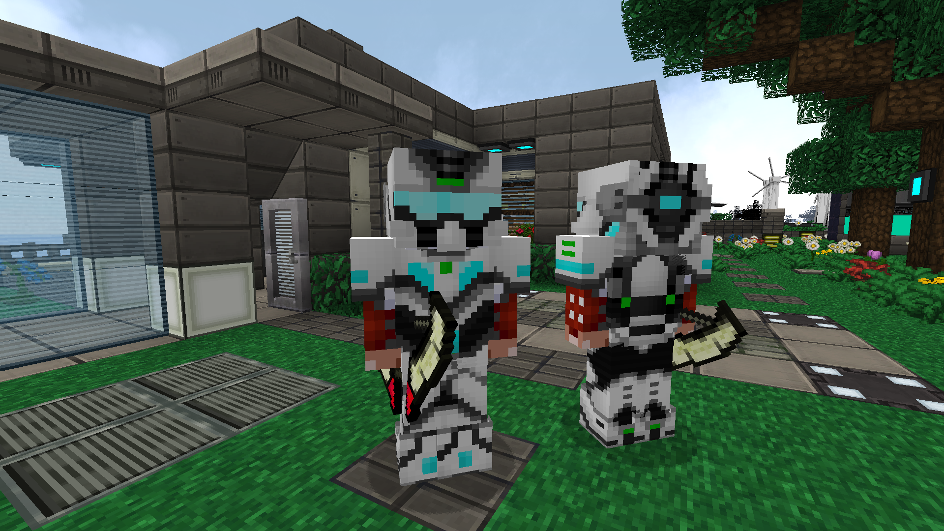 Resource Pack - Aeon Extension Patch & Aeon Resource Pack