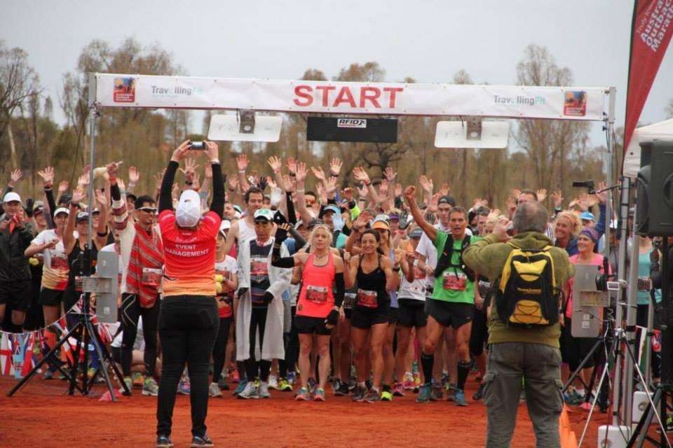 Australian Outback Marathon 2016.